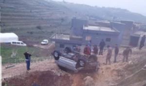 قتيلة في حادث سير على طريق منجز