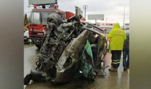 حادث سير مروع على أوتوستراد كازينو لبنان.. وسقوط 6 جرحى
