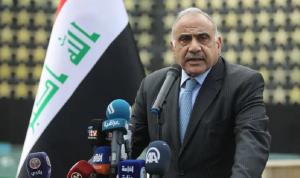عبد المهدي: لإنهاء الوجود الأجنبي في العراق بأقرب وقت