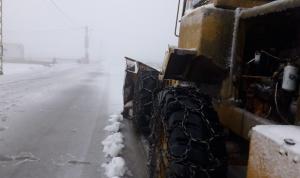 أضرار في المزروعات بعكار بسبب الأمطار والثلوج