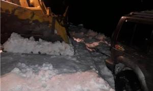 إنقاذ 8 أشخاص احتجزتهم الثلوج في أعالي عكار