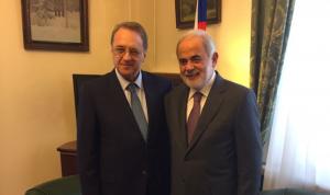 روسيا: متمسكون باستقرار لبنان