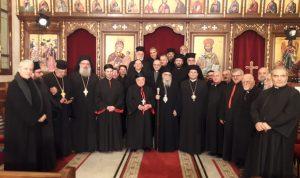 صلاة من أجل وحدة المسيحيين تلف كنائس لبنان.. وهذه المرة في الكورة