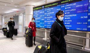 ما هي شركات الطيران التي علقت رحلاتها إلى الصين؟