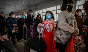 """فيروس كورونا.. واشنطن تجلي رعاياها من """"مدينة الوباء"""""""