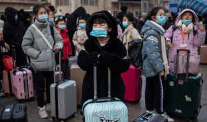 الصين تمدد عطلة العام القمري الجديد مع ارتفاع وفيات كورونا