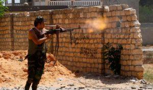 القاهرة: للالتزام باتفاق وقف إطلاق النار في ليبيا