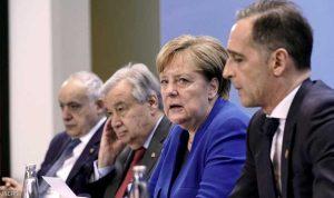 قمة برلين تؤكد احترام حظر السلاح وعدم التدخل في ليبيا