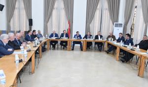 الحاج حسن: عقد تشغيل الخليوي انتهى والاسترداد لا يحتاج مجلس وزراء