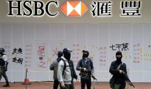 اعتقال المئات في هونغ كونغ خلال احتجاجات