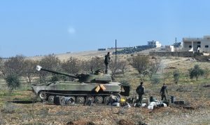 قمة دولية محتملة عن سوريا قريباً