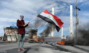 احتجاجات العراق تستعيد زخمها