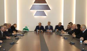 """""""الكتائب"""": اعتماد الطوق الأمني سيضع لبنان بخانة الدول القمعية"""