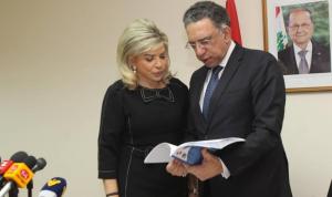 """دميانوس قطّار… وزير برتبة """"عقل اقتصادي"""""""