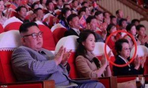 بعدما أعدم زوجها.. عمة كيم جونغ أون الى جانبه من جديد!
