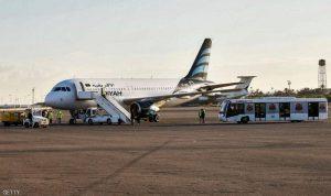 إعادة تفعيل الحظر الجوي على مطار معيتيقة في ليبيا