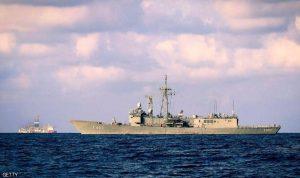 فرنسا ترصد فرقاطة تركية رافقت شحنة مدرعات إلى ليبيا