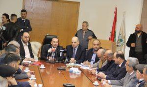 مرتضى للجنة مزارعي البطاطا: الوزارة لن تكون مع مزارعين ضد آخرين
