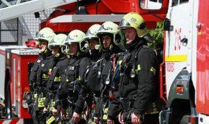 مقتل 6 أشخاص في حريق بضواحي موسكو