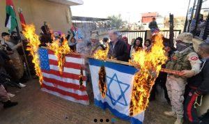 غضب وإضراب عام بالمخيمات… والفلسطينيون: الشعب يقرر مصيره
