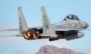 طائرات التحالف تضرب مواقع الحوثيين في صنعاء والجوف