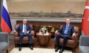 روسيا وتركيا تدعوان لوقف إطلاق نار في ليبيا