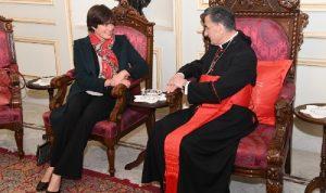 سفيرة كندا زارت الراعي: لا برنامج خاصًا لهجرة المسيحيين