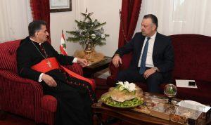 الراعي يدعو للتلاقي والحوار لإخراج لبنان من الأزمة