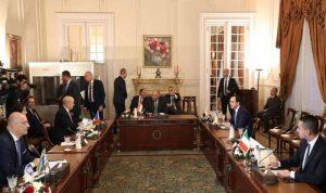 اجتماع مصري أوروبي يطالب بوقف التدخل التركي في ليبيا