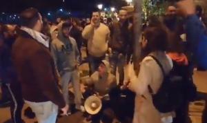 بالفيديو: اعتصام أمام وزارة الداخلية