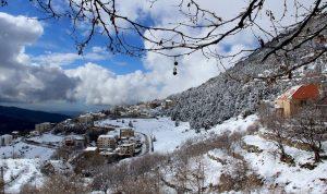 لبنان يستقبل الثلثاء منخفضاً جوياً جديداً