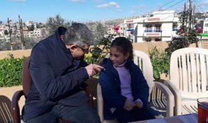 وزير التربية يفاجئ الطفلة آية بزيارة! (فيديو)