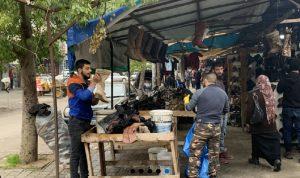 سوق البالة في طرابلس