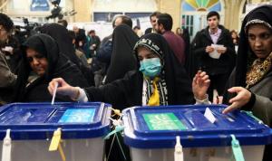 مرشحو الحرس الإيراني يتصدرون الانتخابات في طهران