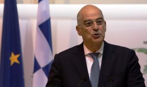 وزير خارجية اليونان: تركيا تنسف أي احتمال لحوار بناء