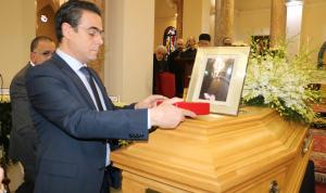 عون منح رشيد الجلخ وسام الاستحقاق اللبناني الفضي ذو السعف