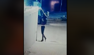 بالفيديو: في بشارة الخوري… حطّم كاميرا المراقبة