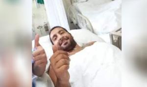 وقفة وتحية لروح أحمد توفيق في ساحة العلم