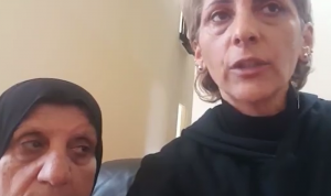 بعد الضجة في بنت جبيل… عفاف الزين: أمي ليست مصابة بالكورونا!