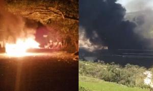 7 قتلى و11 جريحًا في انفجار مركبة عسكرية في كولومبيا