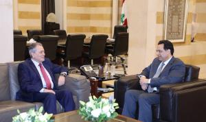 سفير سوريا التقى دياب: هذا ما يجب على الحكومة اللبنانية أن تقوم به!