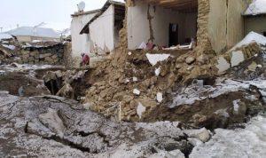 بالفيديو: زلزال يضرب المنطقة الحدودية بين تركيا وإيران ويوقع قتلى