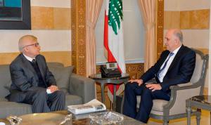 التطورات في لبنان بين فهمي وزاسبيكين
