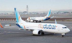 فلاي دبي تعلن تعليق الرحلات الجوية إلى مدن إيرانية
