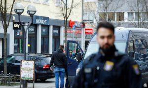 """""""الكراهية"""" وراء اطلاق النار في ألمانيا"""