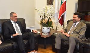 رئيس بعثة الاتحاد الأوروبي التقى غجر: مستعدون للمساعدة