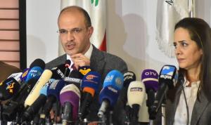 مؤتمر صحافي السبت لوزير الصحة ورئيس مستشفى الحريري