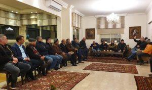 حبيش: الحريري همه استقرار البلد وحياة مواطنيه