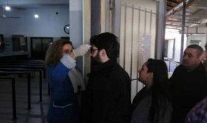 إرباك في المصنع.. بعد دخول حافلات للبنانيين قادمين من إيران