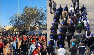 في العراق… القبعات الحمراء بمواجهة الزرقاء